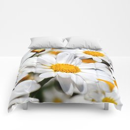 Daisy Flowers 0136 Comforters
