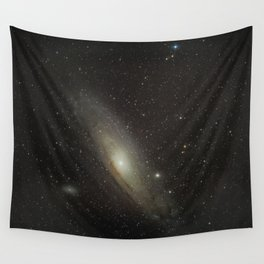 Andromeda Galaxy 12-21-17 Wall Tapestry