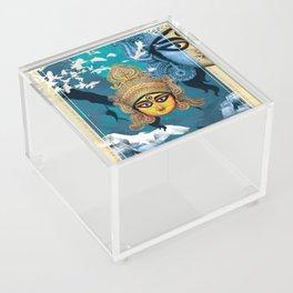 Durga Acrylic Box
