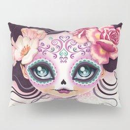 Camila Huesitos - Sugar Skull Pillow Sham