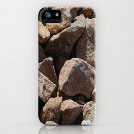 Granite iPhone Case