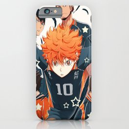 Haikyuu Karasuno iPhone Case