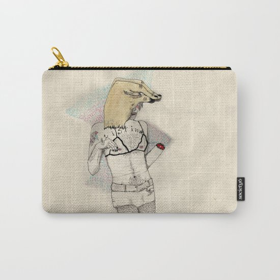 Silent Duck Carry-All Pouch