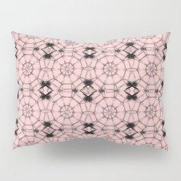 Rose Quartz Pinwheels Pillow Sham