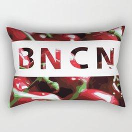 C H E R R Y  B O M B Rectangular Pillow