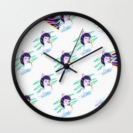 Savage eyeshot Wall Clock