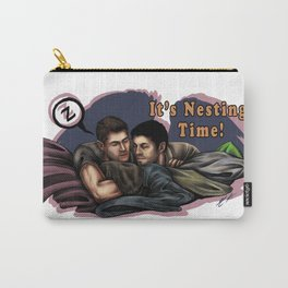 It's Nesting Time! Carry-All Pouch