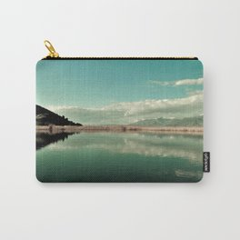 Lake Scene Carry-All Pouch