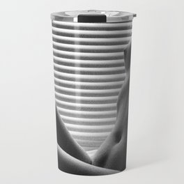 Bedroom Silhouette  Travel Mug