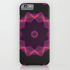 Electric heart made of strings Slim Case iPhone 6s
