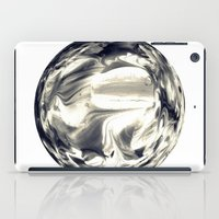 globe iPad Cases featuring Watercolor Globe by Rose Etiennette
