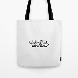 INKATS 06 - The Family Tote Bag