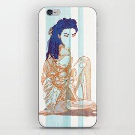 """""""Codename: Susan Glenn"""" iPhone Skin"""