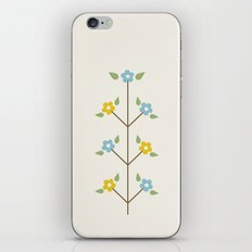 Pale Sprig iPhone & iPod Skin