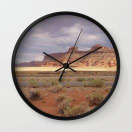 Expanse (Utah) Wall Clock