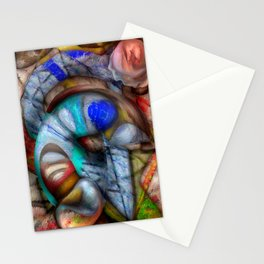 Non Stop Flight Stationery Cards
