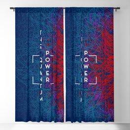 Quantum Power Desing Blackout Curtain