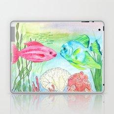 Buck and Wanda Laptop & iPad Skin