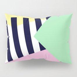 Pastels & Crossings Pillow Sham