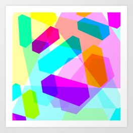 trisepangle Art Print