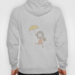 April Showers bring May Flowers Hoody