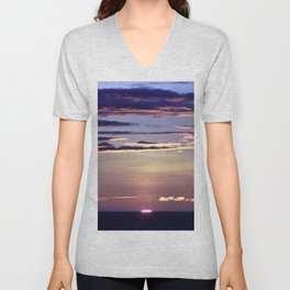End of the Day Unisex V-Neck