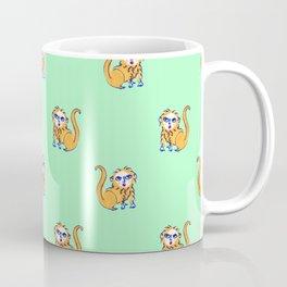 Golden Lion Tamarin - Monkey Coffee Mug