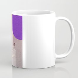 Shot without colliding Coffee Mug