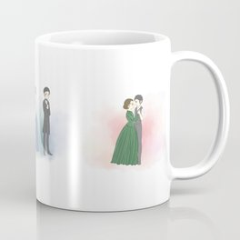 Mr. Thornton and Margaret Coffee Mug