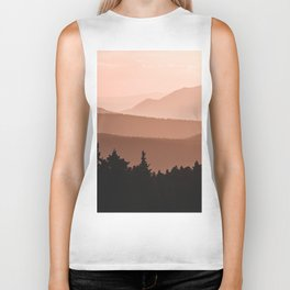Lost in the Smoky Mountains Biker Tank