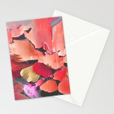 Glitch Petals Stationery Cards