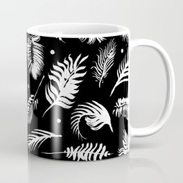 Minimalistic digital painting Coffee Mug