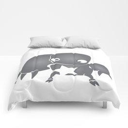 minima - slowbot 003 Comforters