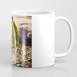 Inhabited Head Coffee Mug