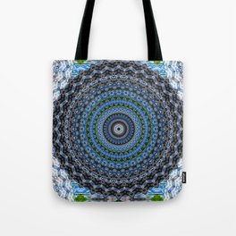 A Bridge Too Far Over Troubled Waters Tote Bag