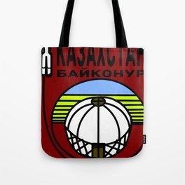 Baikonur, Kazakhstan  Tote Bag