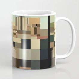 Minimalist American Gothic Coffee Mug