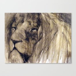 Cecil Canvas Print