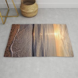 Solitude at Sunset Rug