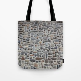 Pebble Mosaic Tote Bag