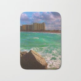 View from the Jetty Bath Mat