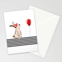 My Rabbit Stationery Cards