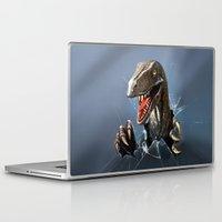 dinosaur Laptop & iPad Skins featuring dinosaur by Antracit