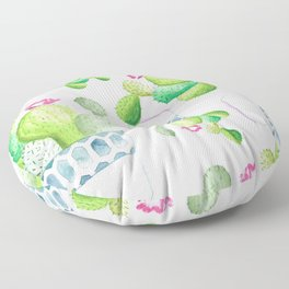CACTUS POT Floor Pillow