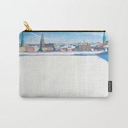 Frozen Rīga II Carry-All Pouch