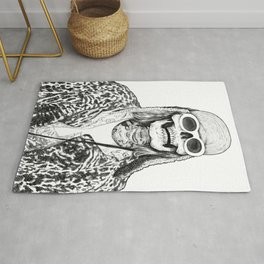 Dead Famous Kurt Rug