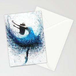Ocean Mist Dance Stationery Cards