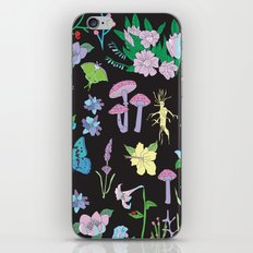 Garden Witch iPhone & iPod Skin