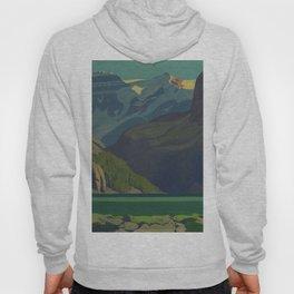 J. E. H. MacDonald, 'Lake O'Hara', 1929, oil on canvas Canadian Landscape Artist Hoody