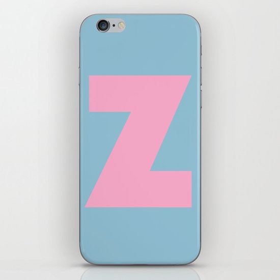 Z is for... iPhone Skin
